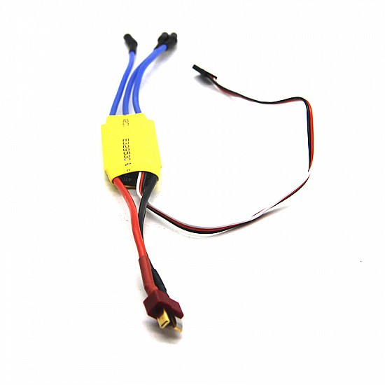 30A Brushless Motor ESC For Airplane Quadcopter - ESC - Multirotor