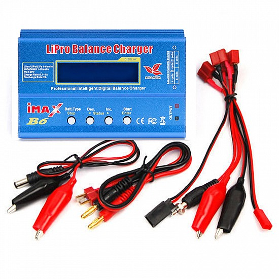 iMAX B6 DC B6DC Lipo NiMH RC Battery Balance Charger - Battery and Charger - Multirotor
