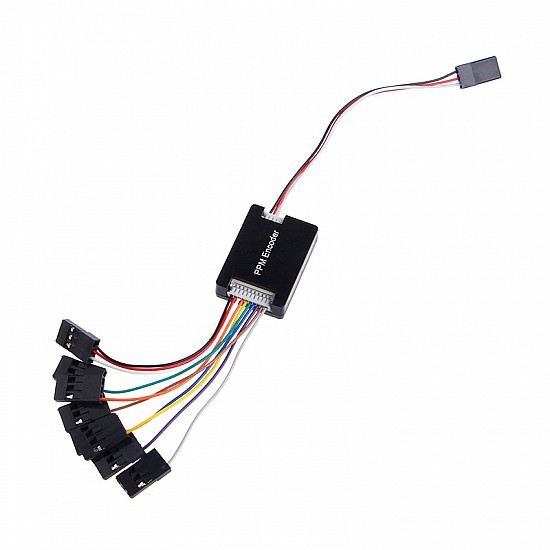 PPM Encoder / Decoder for RC Receiver Flight Controller - Other - Multirotor