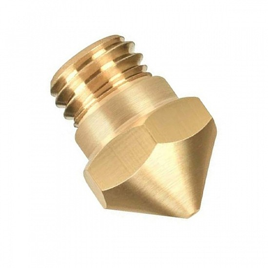 0.5mm Extruder Brass Nozzle Print Head for 1.75mm ABS PLA - 3D Printer
