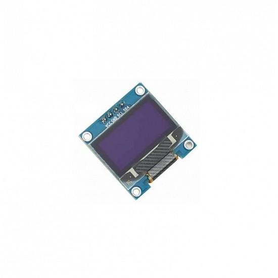 0.96 Inch I2C/IIC WHITE OLED Display Module 4pin