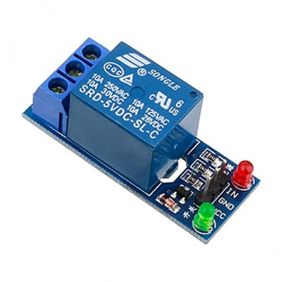 5V Single Channel RELAY MODULE - Sensor - Arduino