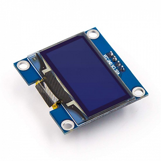 1.3 Inch I2C IIC OLED 4 pin LCD Module 4pin (with VCC GND)