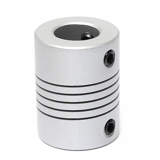 10mm X 10mm Aluminum Flexible Shaft Coupling