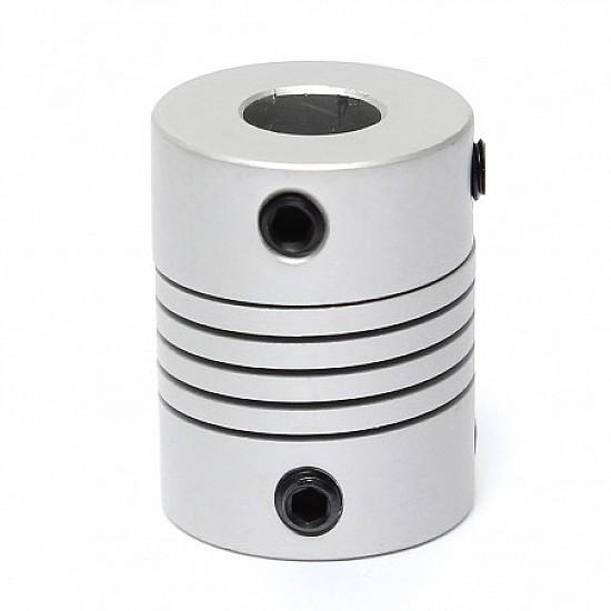 10mm X 6mm Aluminum Flexible Shaft Coupling