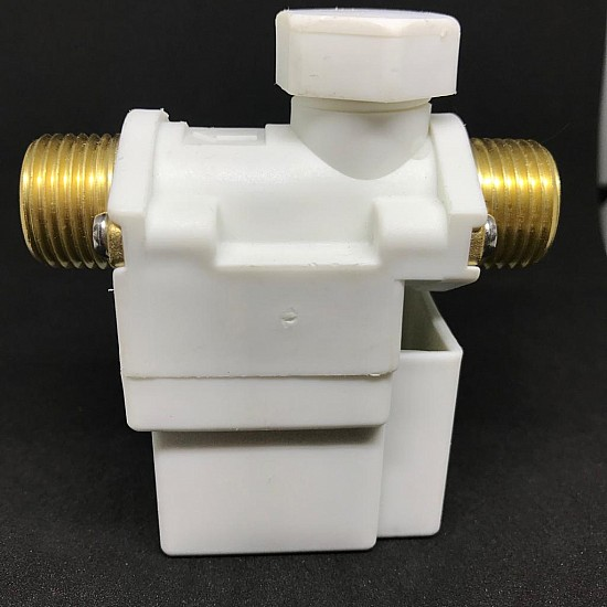 """12V Electric Pressure Solar Water Heater Solenoid Valve Normally Closed 1/2"""""""