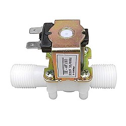 12V DC 1/2″  Normally Closed Electric Solenoid Water Air Valve Switch