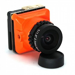 1500TVL 1/3″ CMOS Mini FPV Camera 2.1mm Lens PAL with OSD
