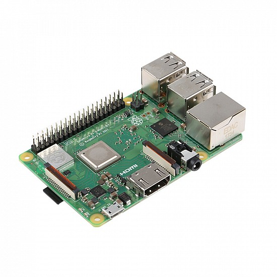 Raspberry Pi 3 Model B+ (plug) Built-in Broadcom 1.4GHz quad-core 64 bit processor,Wifi,Bluetooth and USB Port - Arduino Board - Arduino