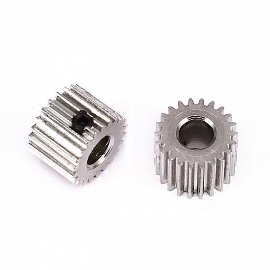 22 Teeth Extruder Feeding Wheel for 3D Printer