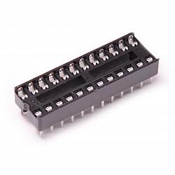 24 Pin Narrow DIP IC Socket Base Adaptor