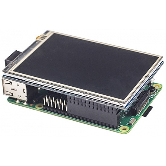 3.5 Inch Touch Screen LCD Raspberry Pi Display