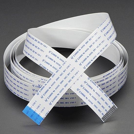 300mm Flex Cable for Raspberry PI Camera