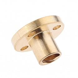 3D Printer CNC Copper Lead Screw Nut 2x4mm