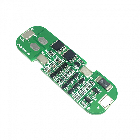 3S 12V 18650 BMS Lithium Battery Protection Board