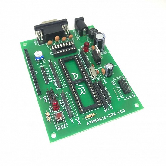 40 Pin AVR Project Board For Atmel Microcontroller