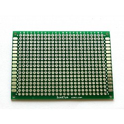 5 x 7 cm Double-Side Universal PCB Prototype Board