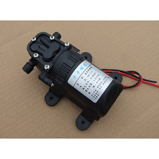 550 Diaphragm Pump 12V Water Pump