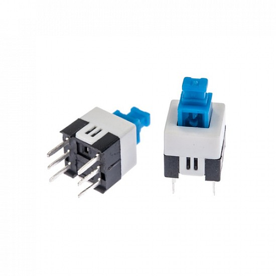 6 Pin Square Tactile Push Button Switch