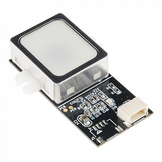 GT511C3 Optical Fingerprint Scanner Module Sensor Arduino