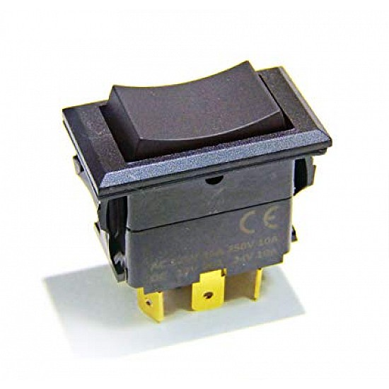 DPDT Switch for Wired Car Remote - Robot Spare Parts -