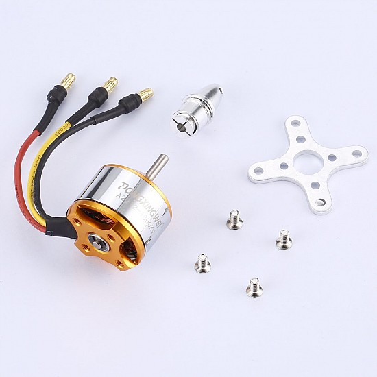 1000kv A2212 Brushless Motor with 30A ESC For RC Airplane / Quadcopter / Multirotor - Brushless Motor - Multirotor