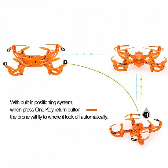 LARK DIY RC toy 2.4G 6-axis gyro quadcopter drone kit - Ready To Fly - Multirotor