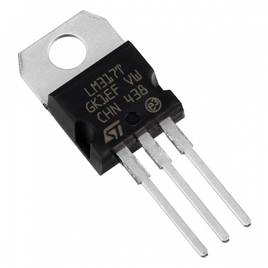 LM317 Voltage Regulated IC - Other -