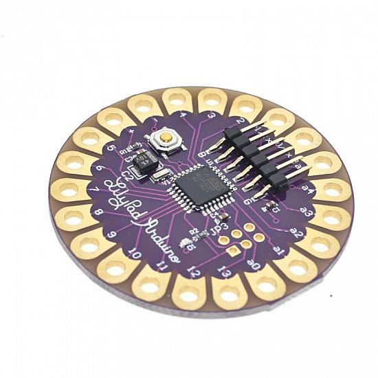 Arduino LilyPad 328 Main Board ATmega328P ATmega328 16M Compatible with Arduino - Arduino Board - Arduino