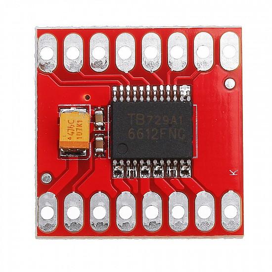 TB6612FNG Dual Motor Driver Module 1A For Arduino Micro controller - Sensor - Arduino