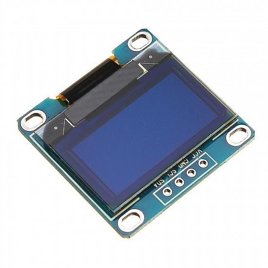 OLED 0.96 I2C 128 X 64 DISPLAY MODULE - Sensor - Arduino