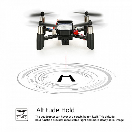 DM002 Wifi altitude hold headless mode| Quadcopter - Ready To Fly - Multirotor