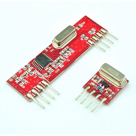 433 MHZ RF MODULES TX & RX PAIR - Sensor - Arduino