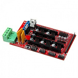 3D Printer Controller Board RAMPS 1.4 Arduino Mega Shield | RepRap Prusa Model