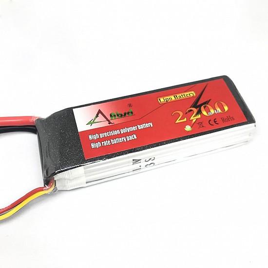 ABSD LiPo Battery 11.1V 2200MAH 3S 30C