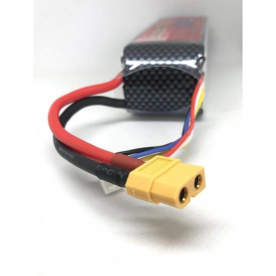 ABSD LiPo Battery 14.8V 5200MAH 4S 35C