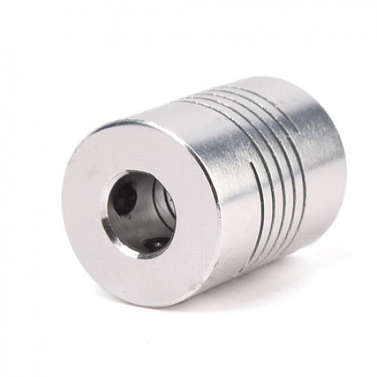 Aluminium NEMA17 Shaft Coupling 5mm X 8mm