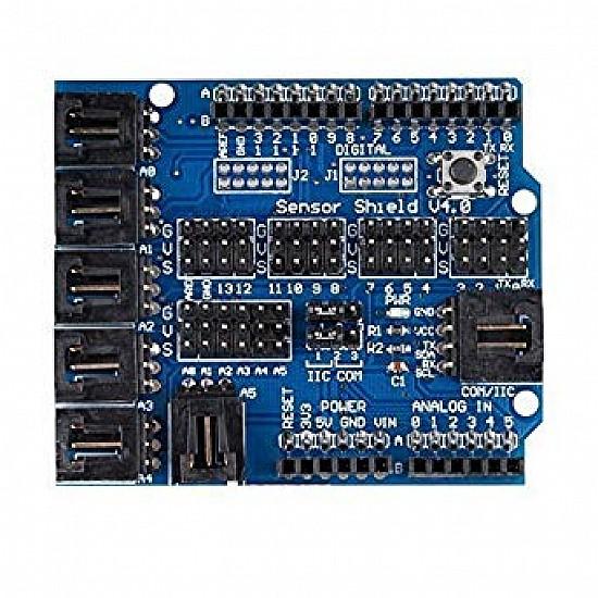 Arduino Sensor Expansion Shield - Sensor - Arduino