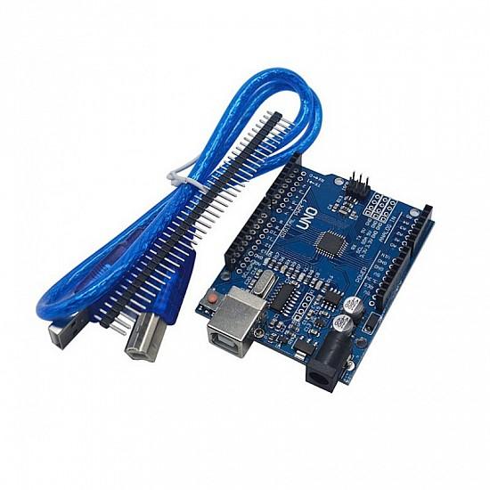 Arduino Uno R3 SMD Board + Cable for Arduino Uno - Arduino Board - Arduino
