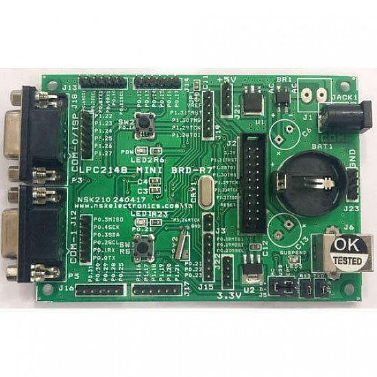 ARM LPC2148 development board