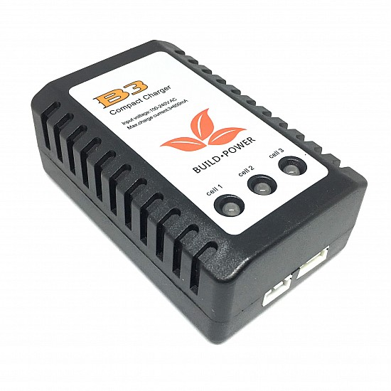 iMax B3 Lipo balance Charger for 2-3 cell Lipo Battery - Battery and Charger - Multirotor