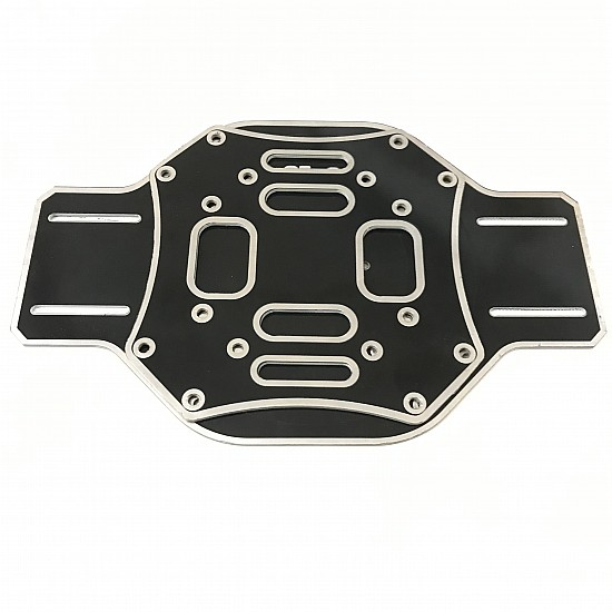 Black Panther F450 Quadcopter Frame Kit with Integrated PCB