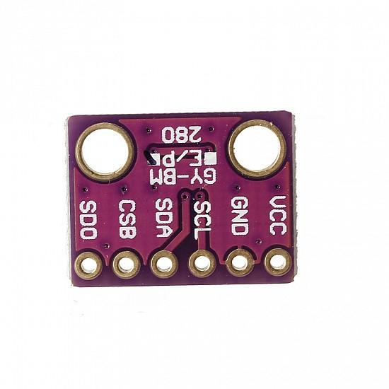 BMP280 Barometric Pressure and Altitude Sensor I2C/SPI Module