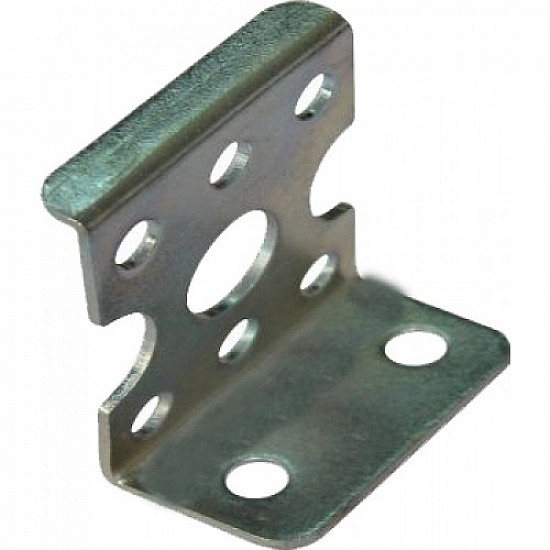 BO Motor Clamps for mounting BO Motor - Robot Spare Parts -
