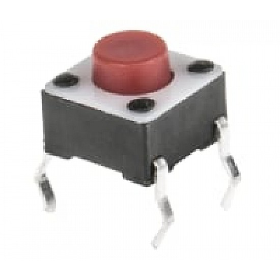 Button Tactile Switch SPST