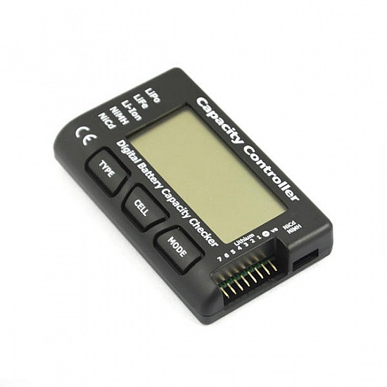 Cellmeter-7 Digital Battery Capacity Checker Controller