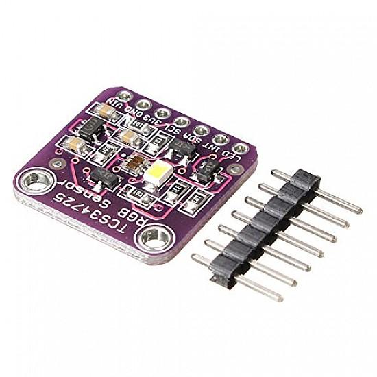 CJMCU-34725 TCS34725 RGB Color Sensor Module