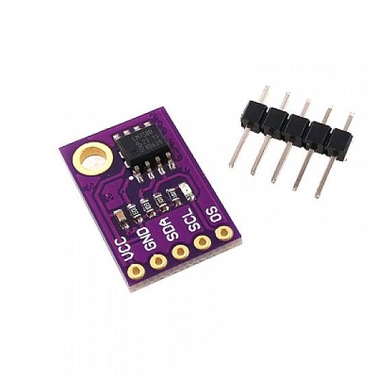 CJMCU-75 LM75 Temperature Sensor High-speed I2C Development Board