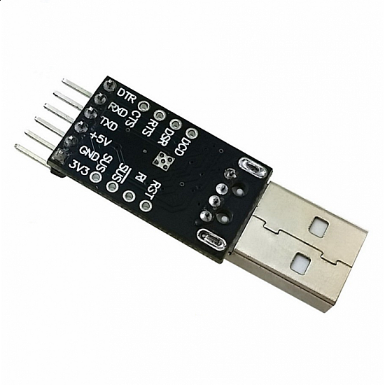 CP2102 (6-pin) USB 2.0 to TTL UART serial converter