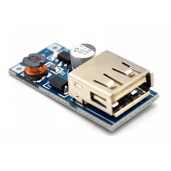 DC-DC Step Up Boost Converter Power Supply Module Voltage Regulator Module